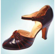 1920ladie shoe