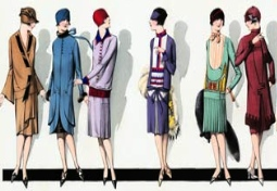 1920s color and styles