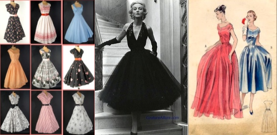 Ladies 50s Fashion , There\u0027s more to it than poodle skirts.