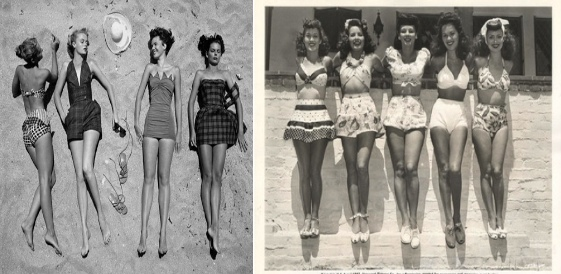 Ladies 50s Fashion - There's more to it than poodle skirts