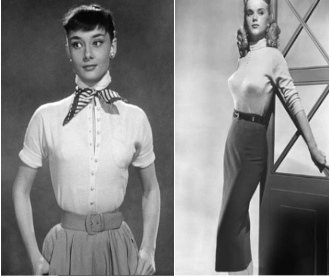 Ladies 50s Fashion There S More To It Than Poodle Skirts