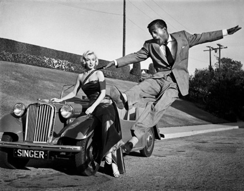 sammy davis marylin