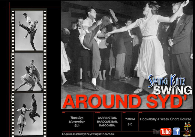 Swing Around Sydney Katoomba Rockabilly3